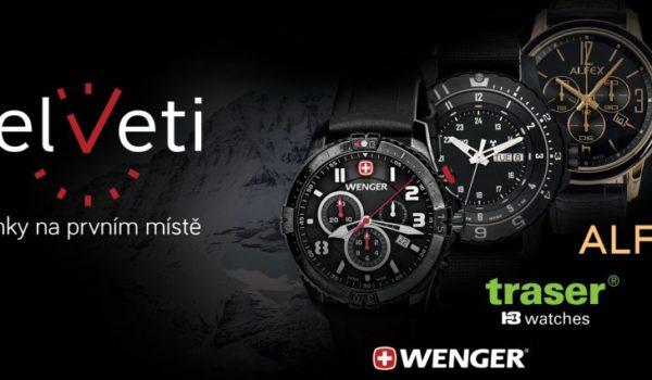 Ideální vánoční dárek pro muže  Kvalitní hodinky!  a9d6a964e9